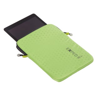 Exped Padded Tablet Sleeve 10in Tablet Case - Lime