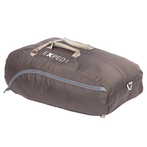 Exped Transit 30 Duffel Backpack - Dark Brown