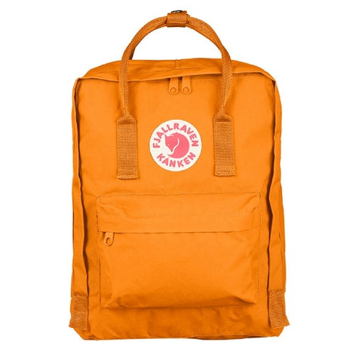 Fjallraven Kanken Classic Backpack - Burnt Orange