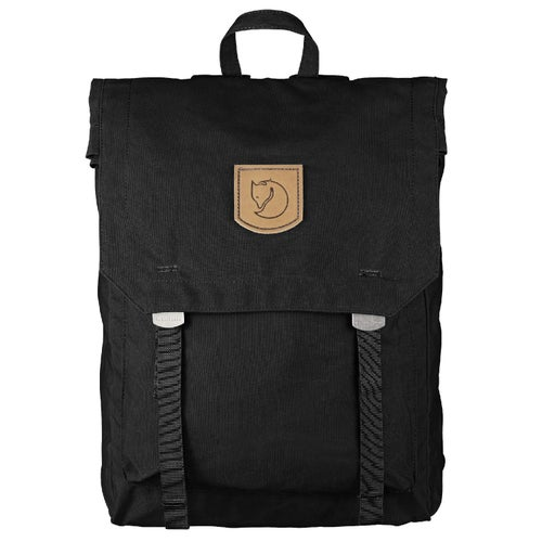 Fjallraven Foldsack No 1 Backpack - Black