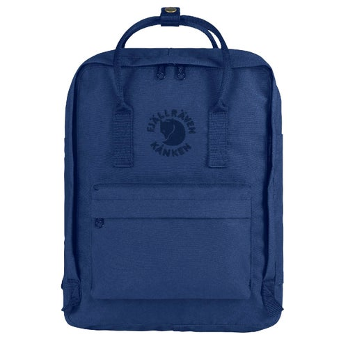 Fjallraven Re Kanken Backpack - Midnight Blue