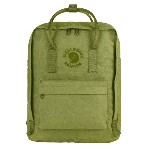 Fjallraven Re Kanken Backpack - Spring Green