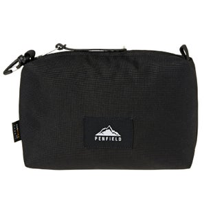 Penfield Danbury Washbag - Black