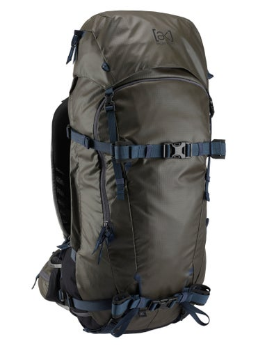 Burton Ak Incline 40l Snowboard Backpack - Faded Coated Ripstop