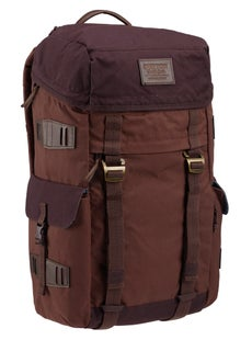 Burton Annex Backpack - Cocoa Brown Wxd Cnvs