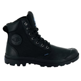 Palladium Pampa Sport Cuff WPN Ladies Boots - Black
