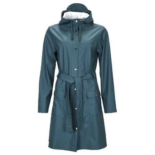 Rains Curve Ladies Jacket - Blue