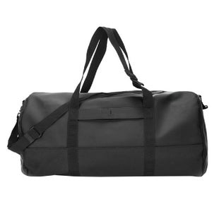 Rains Travel Duffle Bag - Black