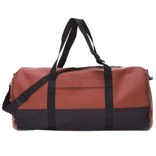Rains Travel Duffle Bag - Scarlet