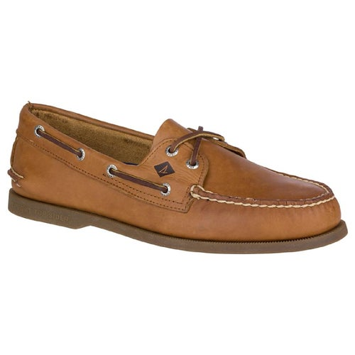 Sperry Authentic Original 2 Eye Slip On Shoes - Sahara
