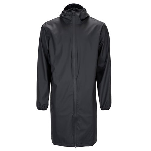 Rains Base Long Jacket - Black