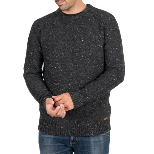 Passenger Clothing Cairn Sweater - Black