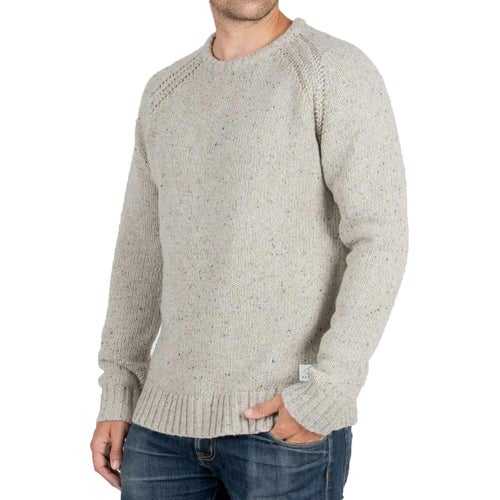 Passenger Clothing Coast Sweater - Natural