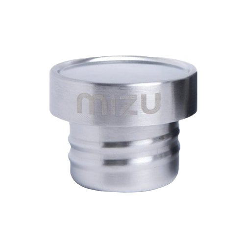 Mizu Stainless Steel Cap for M and V Series Water Bottle - Stainless Steel