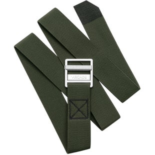 Arcade Belts Guide Web Belt - Olive Green