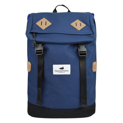 Alpine Division Mckenzie Backpack available from Blackleaf 30cba8eb37293