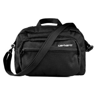 Carhartt Payton Shoulder Bag - Black/ White