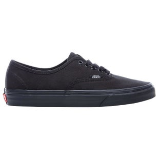 Vans Authentic Shoes - Black Black