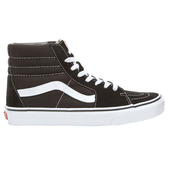 a64960b900d787 Vans. Vans Sk8 Hi Shoes - Black White