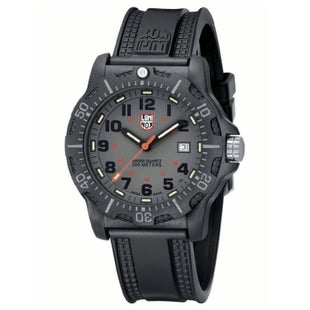 Luminox Navy Seals Black Ops Carbon Watch 8802 Watch - Grey Khaki Dial