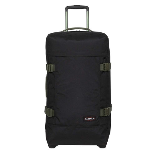 Eastpak Authentic Travel Tranverz L Luggage - Black-moss