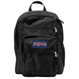Jansport Big Student Backpack - Black