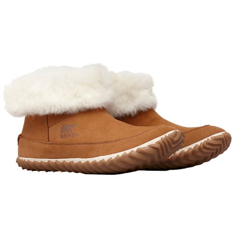 Sorel Out N About Bootie Boots - Elk, Natural