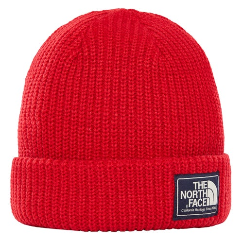 North Face Capsule Salty Dog Beanie - TNF Red Rage Red