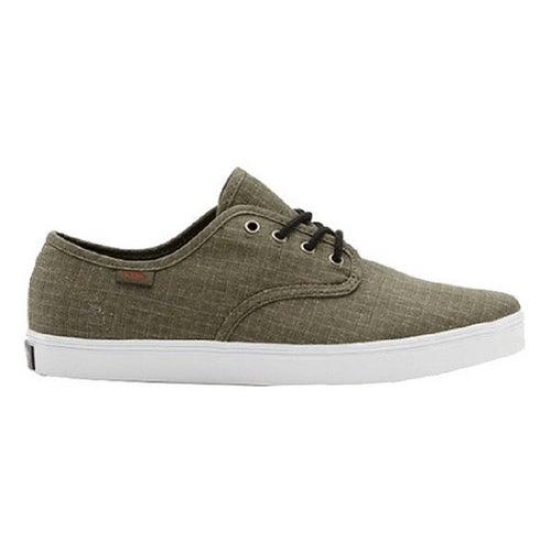 Vans Madero Washed Ripstop Shoes - Olive Night