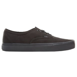 Vans Authentic Lite Shoes - Canvas Black Black