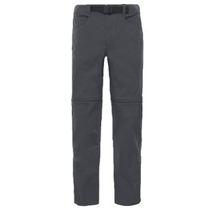 North Face Straight Paramount 3.0 Conv Short Leg Walking Pants - Asphalt Grey