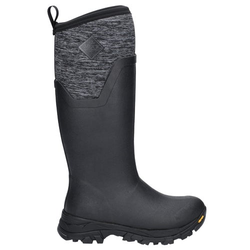 Muck Boots Arctic Ice Tall Ag Ladies Wellies - Gray