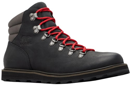 Sorel Madson Hiker Waterproof Boots - Black