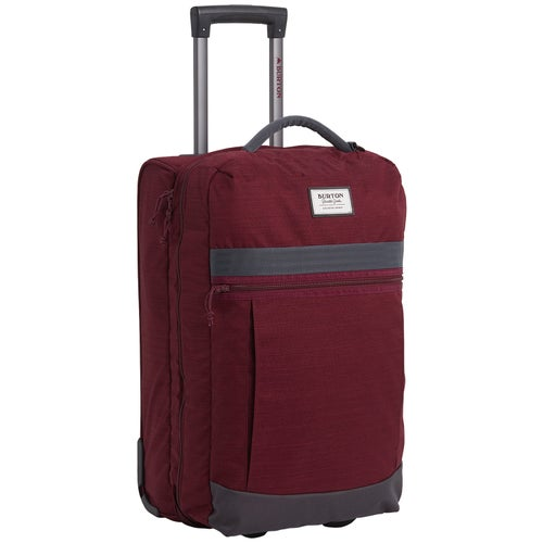 Burton Charter Roller Port Royal Slub Luggage - Port Royal Slub