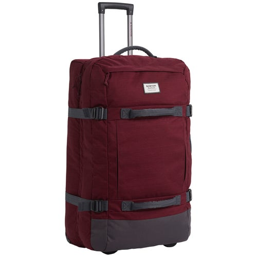 Burton Exodus Roller 120L Luggage - Port Royal Slub