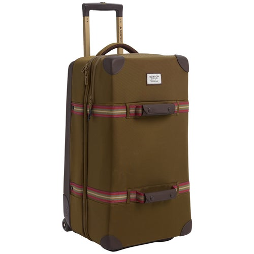 Burton Wheelie Double Deck Luggage - Hickory Ballistic