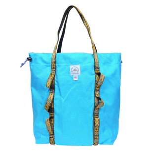 Epperson Mountaineering Climb Tote Shopper Bag - Turquoise