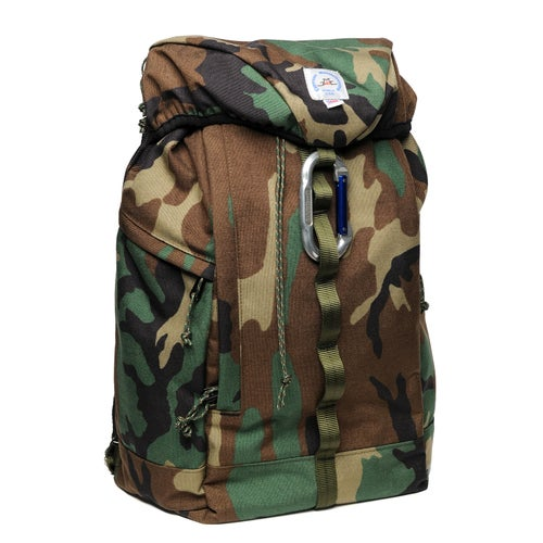 Epperson Mountaineering Large Climb Backpack - Woodland Camo