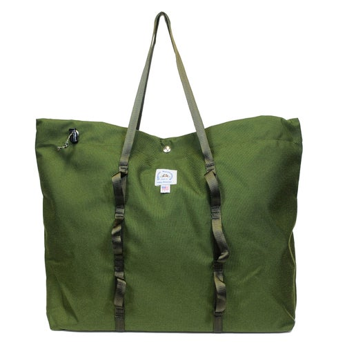 Epperson Mountaineering Large Climb Tote Shopper Bag - Moss