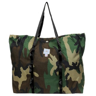 Epperson Mountaineering Large Climb Tote Shopper Bag - Woodland Camo