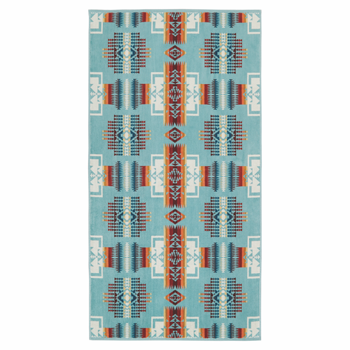 Pendleton National Park Spa Beach Towel - Aqua