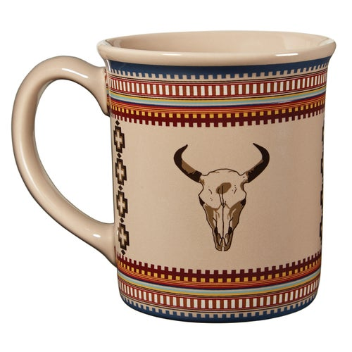 Pendleton 18 Oz Ceramic/legendary Mug Mug - American West Tan