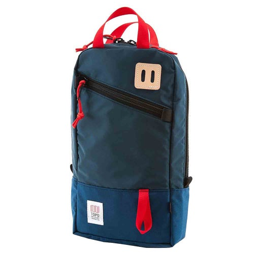 Topo Designs Trip Backpack - Navy