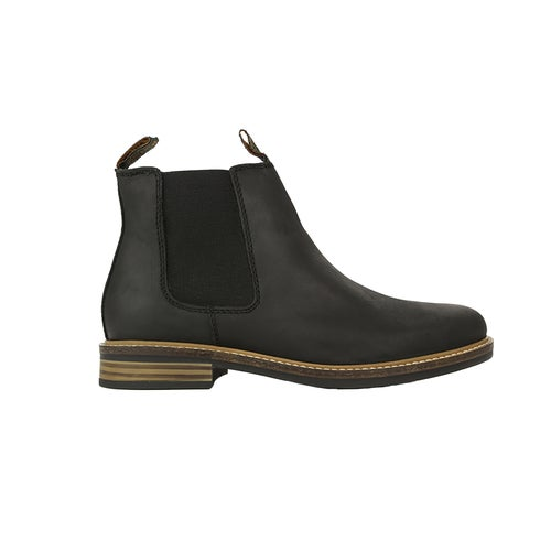 Barbour Farsley Chelsea Boots - MFO0244BK11