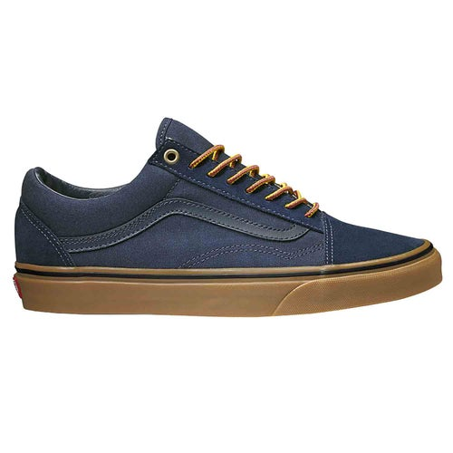 Vans Old Skool Shoes - Sky Captain Boot Lace
