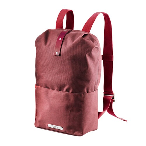 Brooks England Dalston Waterproof 20L Backpack - Red Fleck