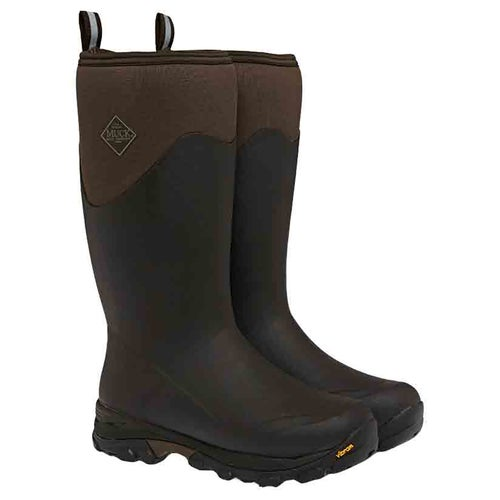 Muck Boots Muck Smu Men's Arctic Ice Tall Ag Brown Wellies - Brown