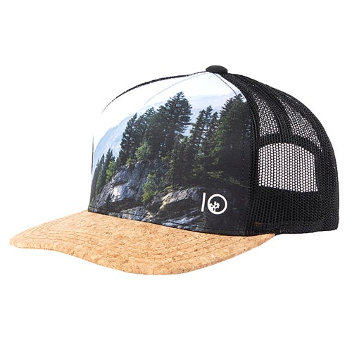 Tentree Outlook Cap - Cliff View/cork