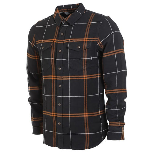 Vans Wayland III Shirt - Black Rubber