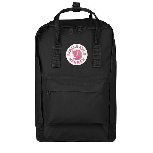 Fjallraven Kanken 15 Backpack - Black